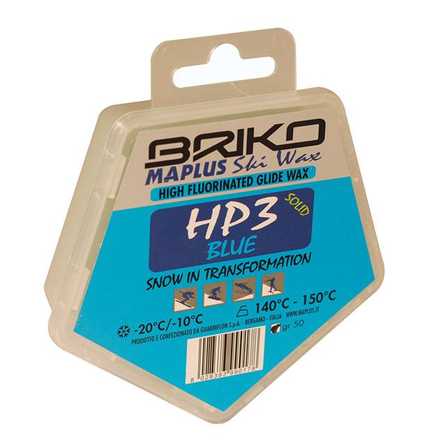 Briko Maplus - HP3 Blue Solida 50 grammi