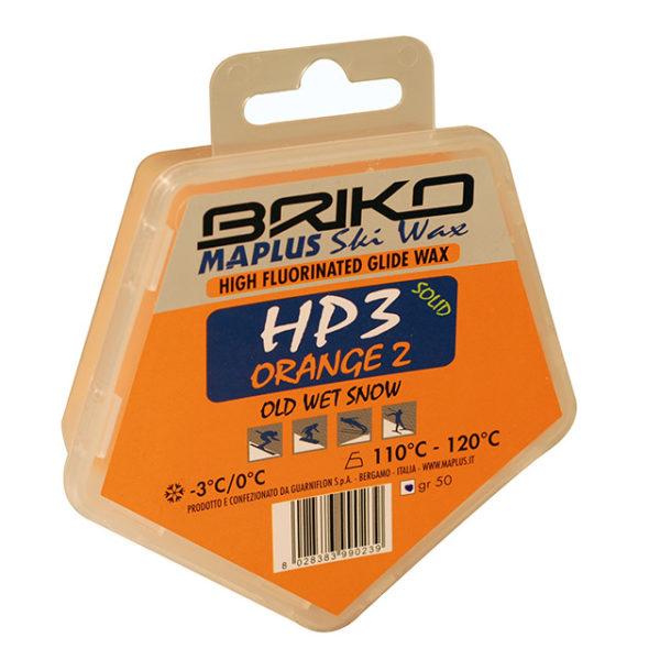 Briko Maplus - HP3 Orange 2 Solida 50 grammi