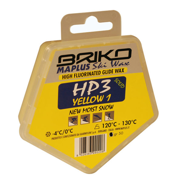 Briko Maplus - HP3 Yellow 1 Solida 50 grammi