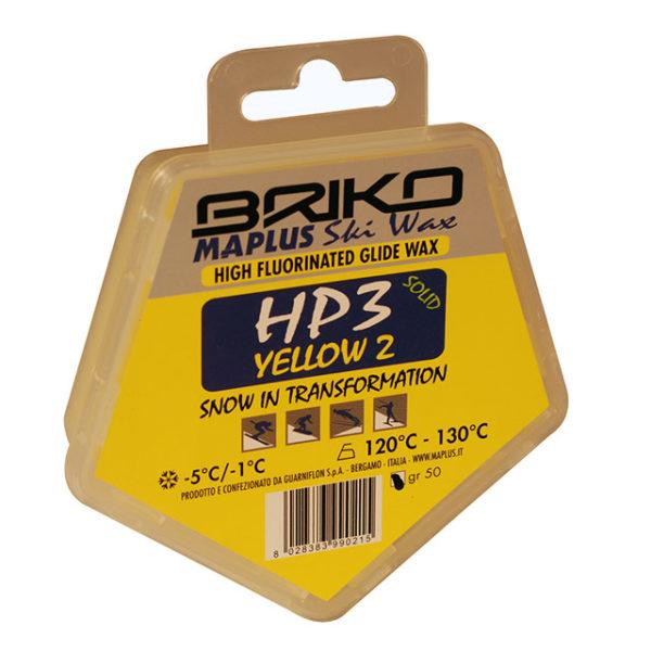 Briko Maplus – HP3 Yellow 2 Solida 50 grammi