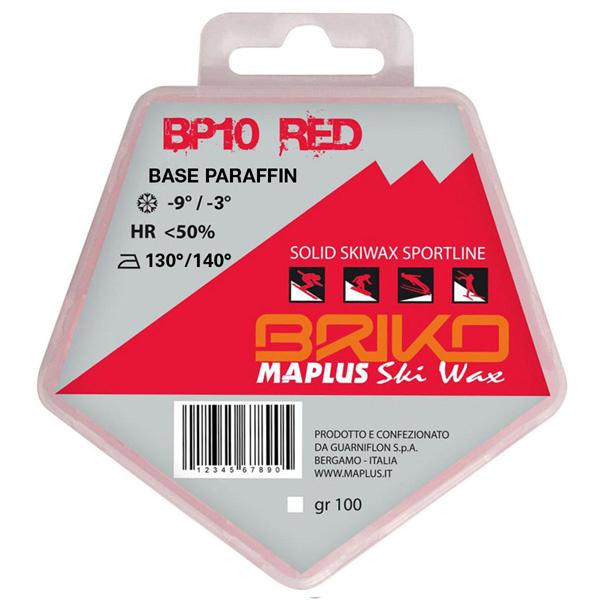 Briko Maplus – BP10 Red Solida 100 grammi