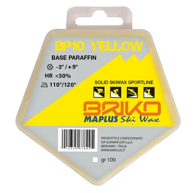 Briko Maplus – BP10 Yellow Solida 100 grammi