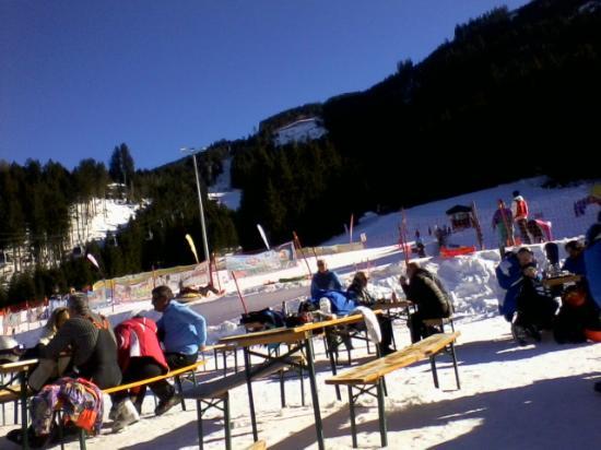 Le novit dell 39 alpe cermis per la stagione 2016 17 racingski for Le pigne dei larici
