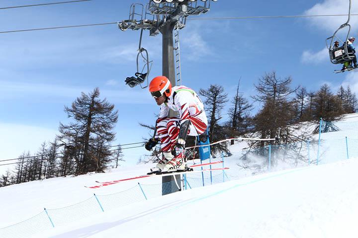 Sci Alpino, Campionati Italiani Aspiranti, slalom, Bardonecchia (ITA), 08/03/17,