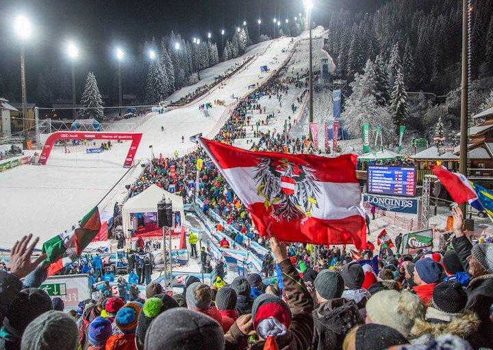 Slalom femminile di Flachau alle 18, l'ordine di partenza ...