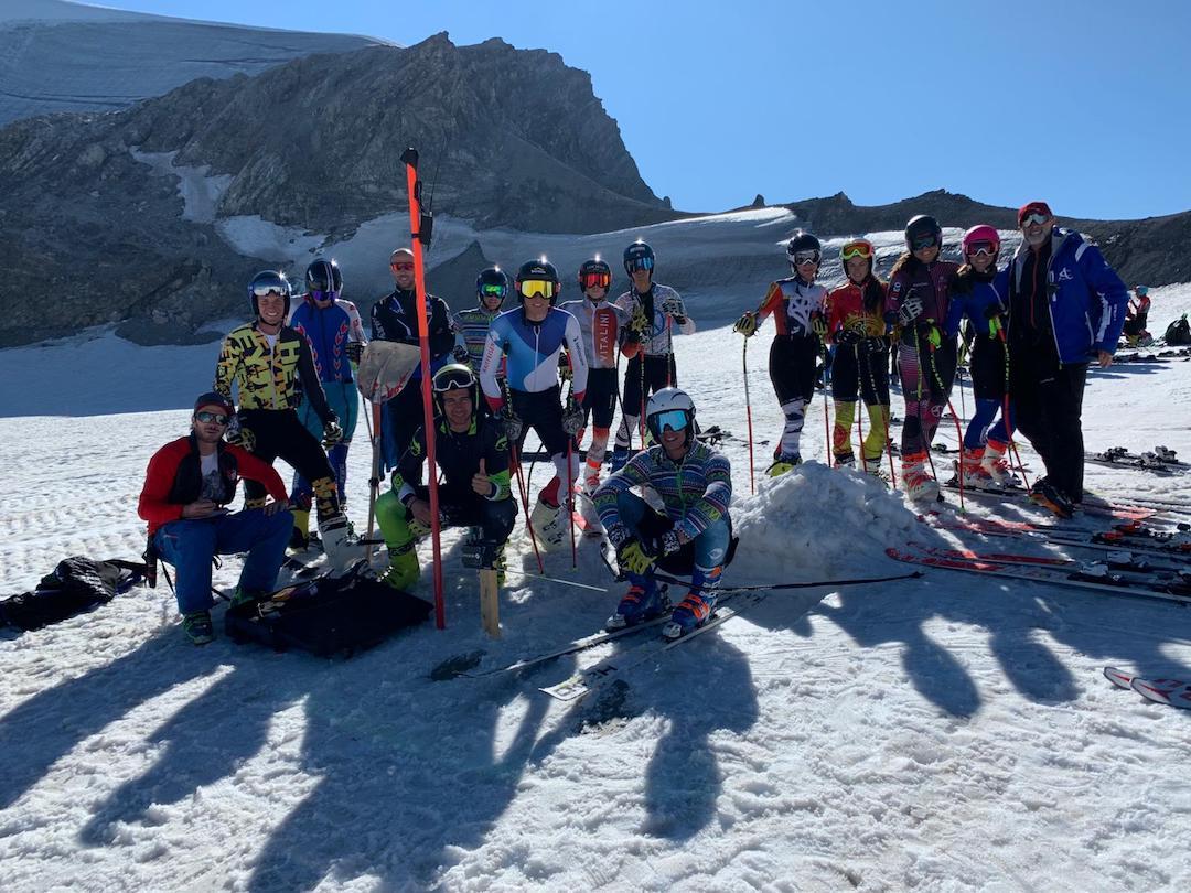 Fisi Alpi Centrali Calendario.Concluso Il Primo Raduno Delle Squadre Del Comitato Alpi